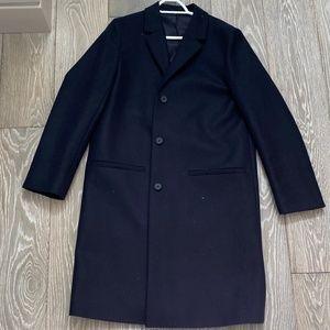 NWOT COS Navy Coat